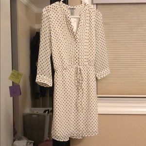 H&M polka dot dress, NWT